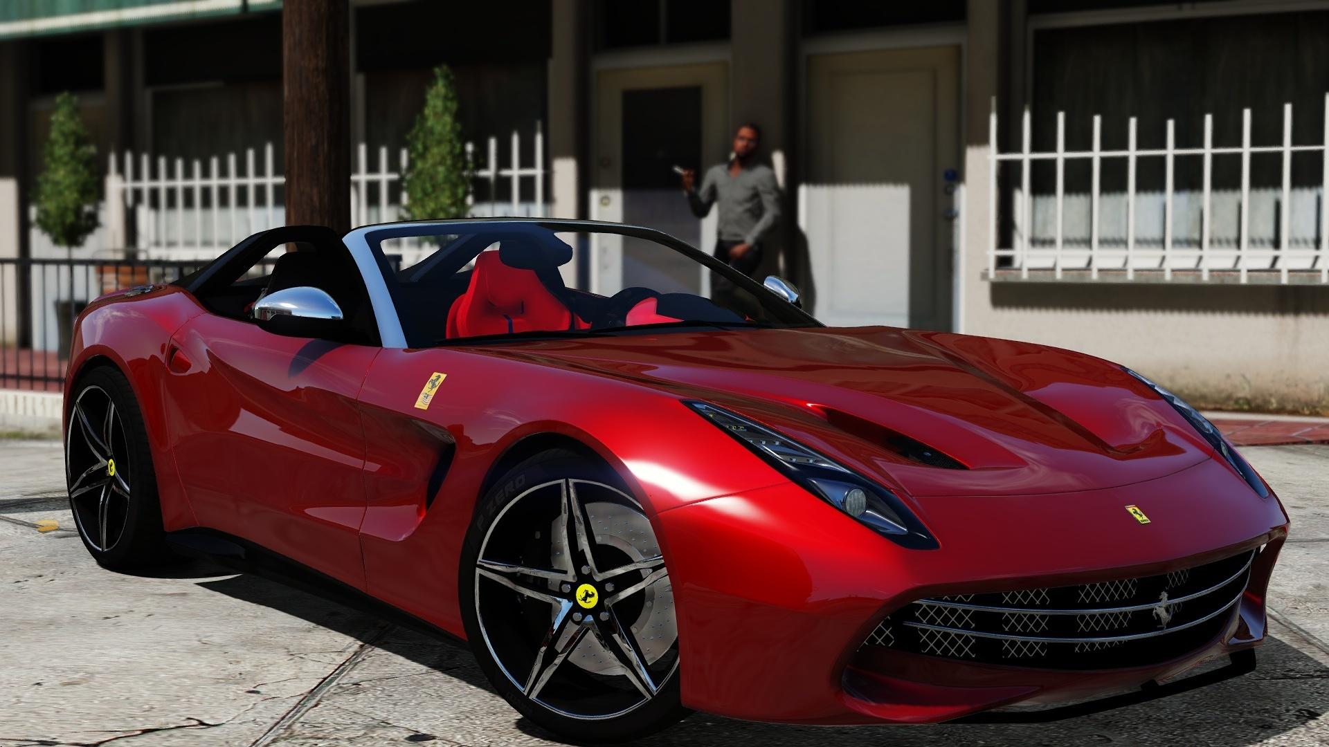 The Ferrari F60