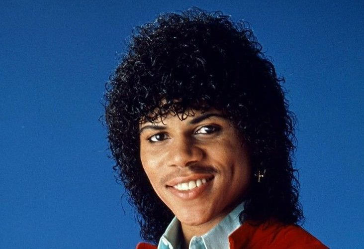 Jheri curl was one of the worst hairstyle from the 90s