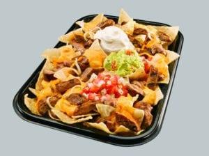 junk food snacks nachos