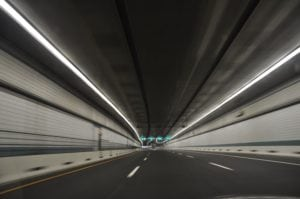 The Ted Williams Tunnel - Not only is it one of the longest tunnels in the U.S., it is also one of the most expensive.