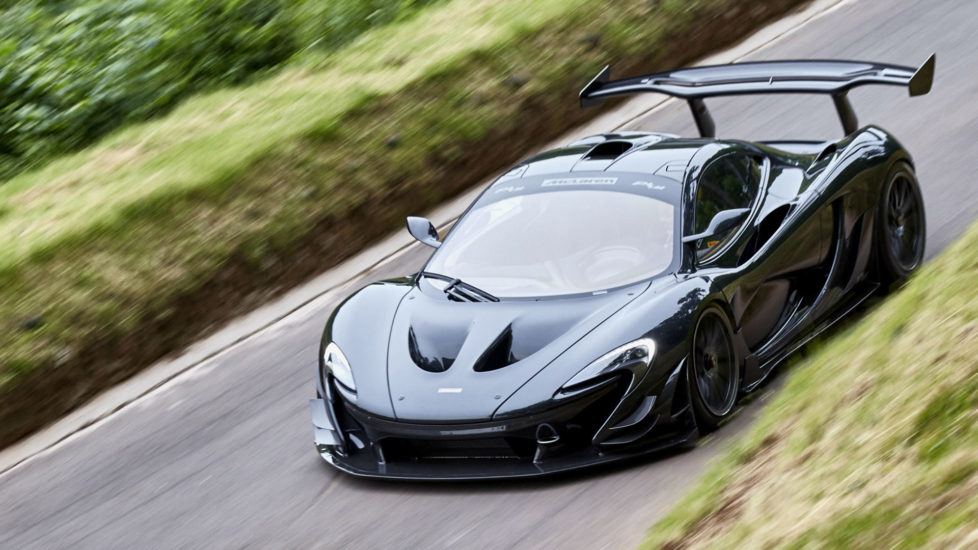 McLaren P1 LM is one of the most expensive cars from the P1 car series