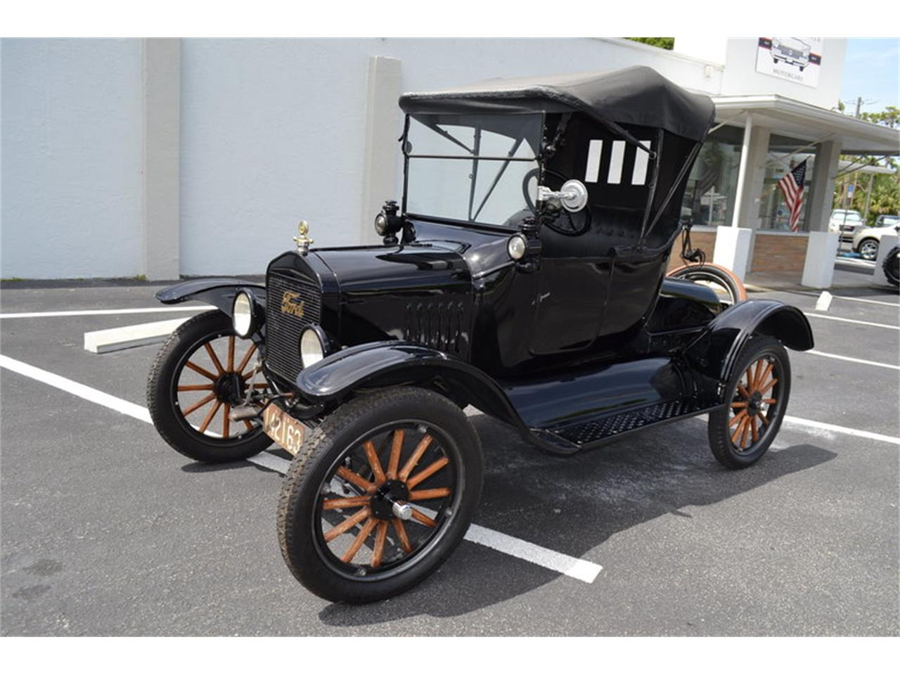 The Ford Model T car is one of the most expensive classic cars in the world