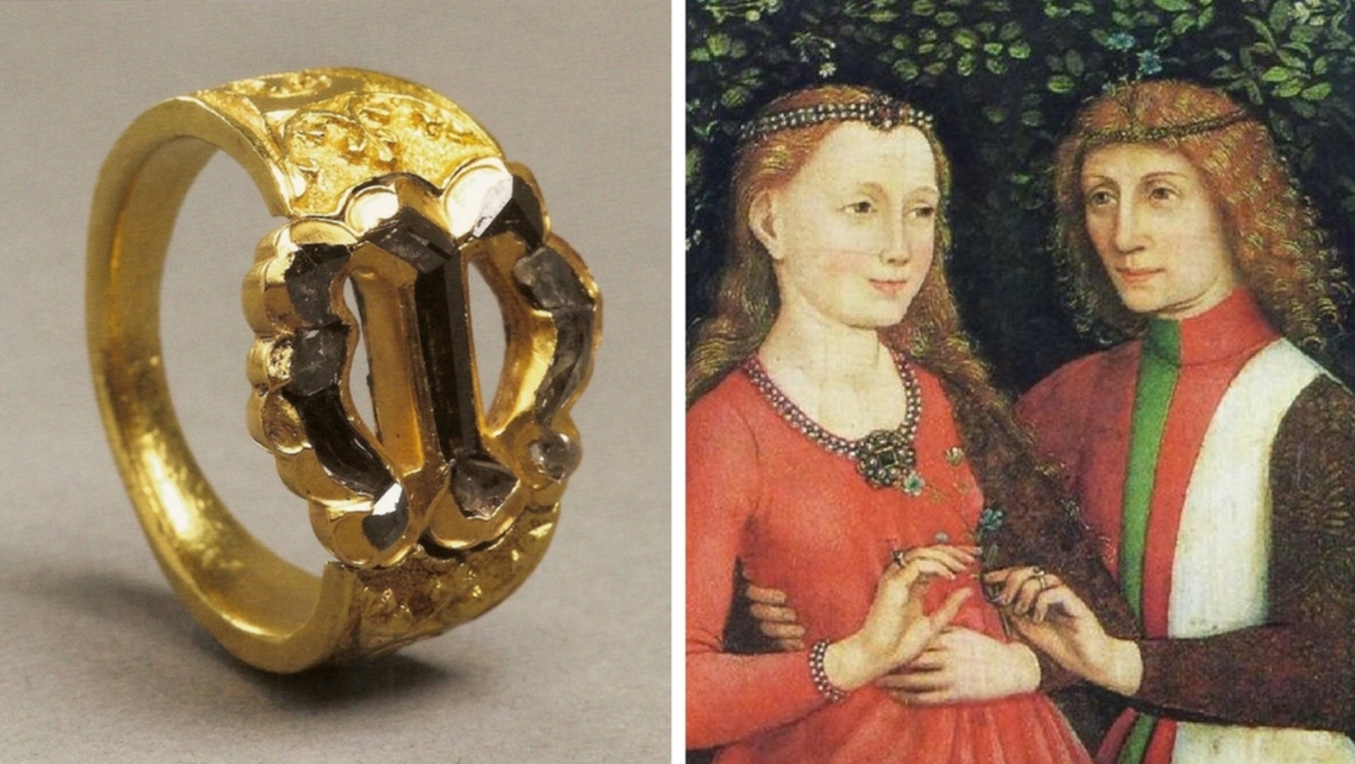 Mary of Burgundy got one of the most remarkable marriage proposals