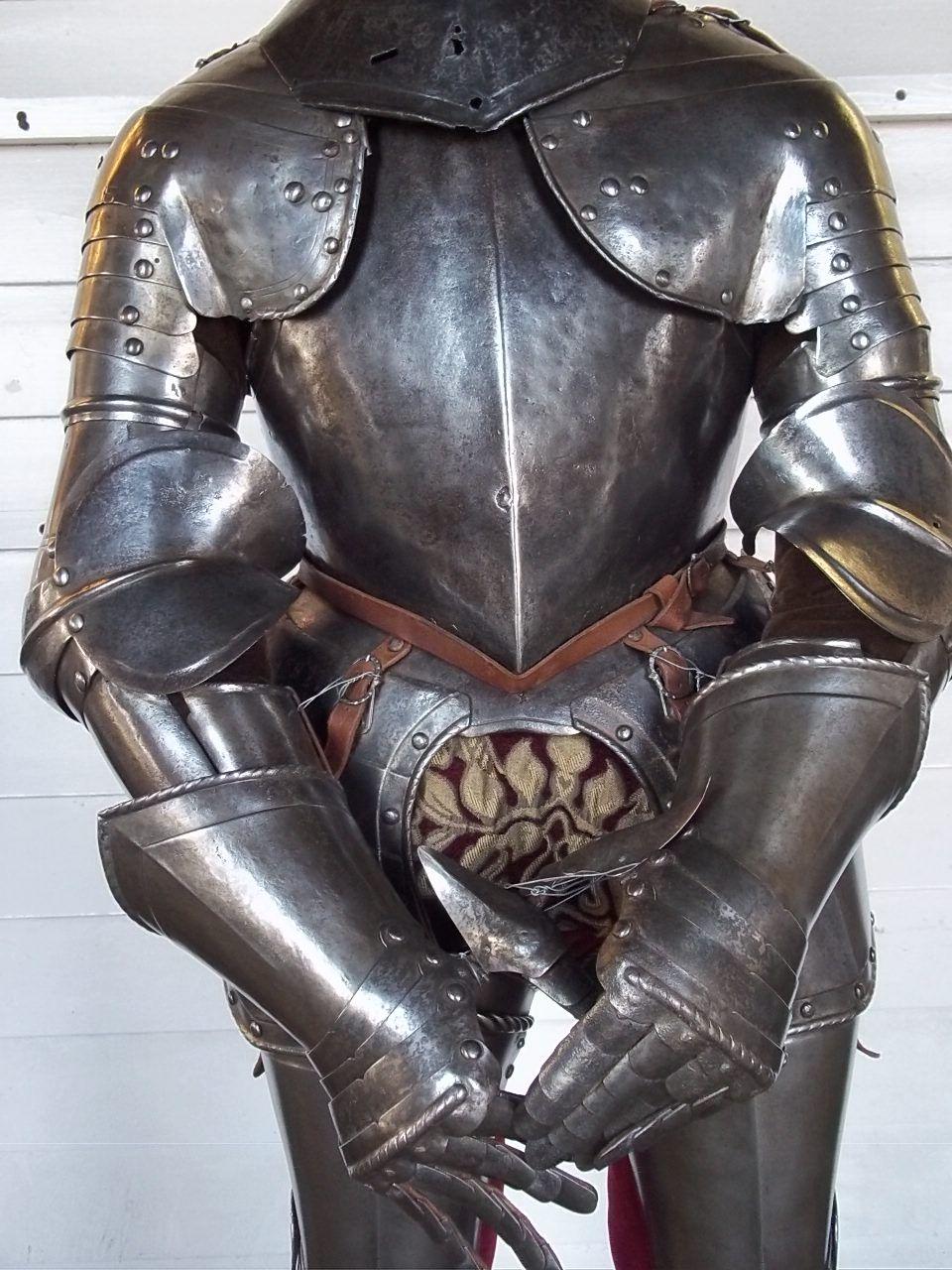 A body of armor