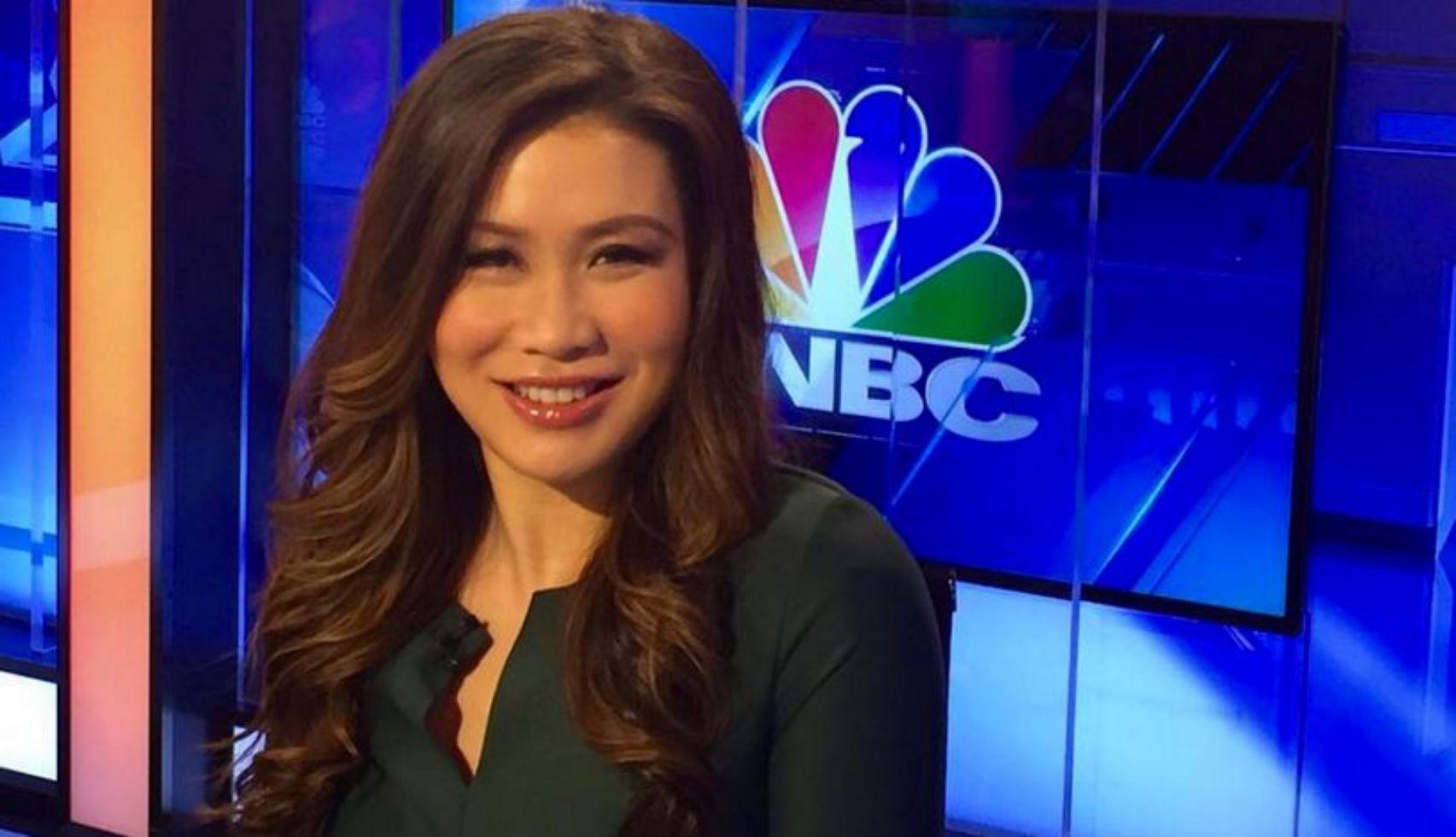 Susan Li's hottest female broadcaster