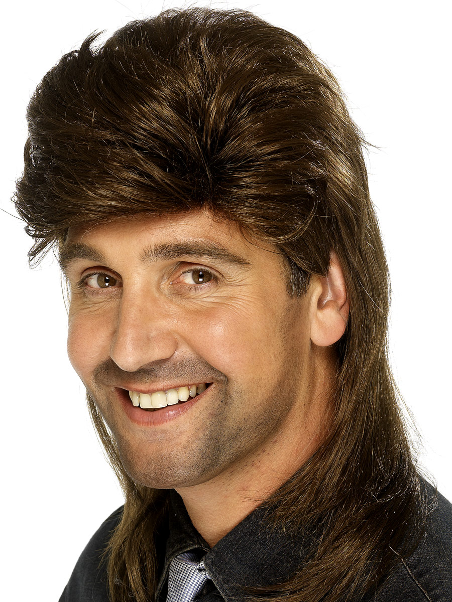 The mullet hair was probably the most popular hair among men in the 80s but also one of the worst