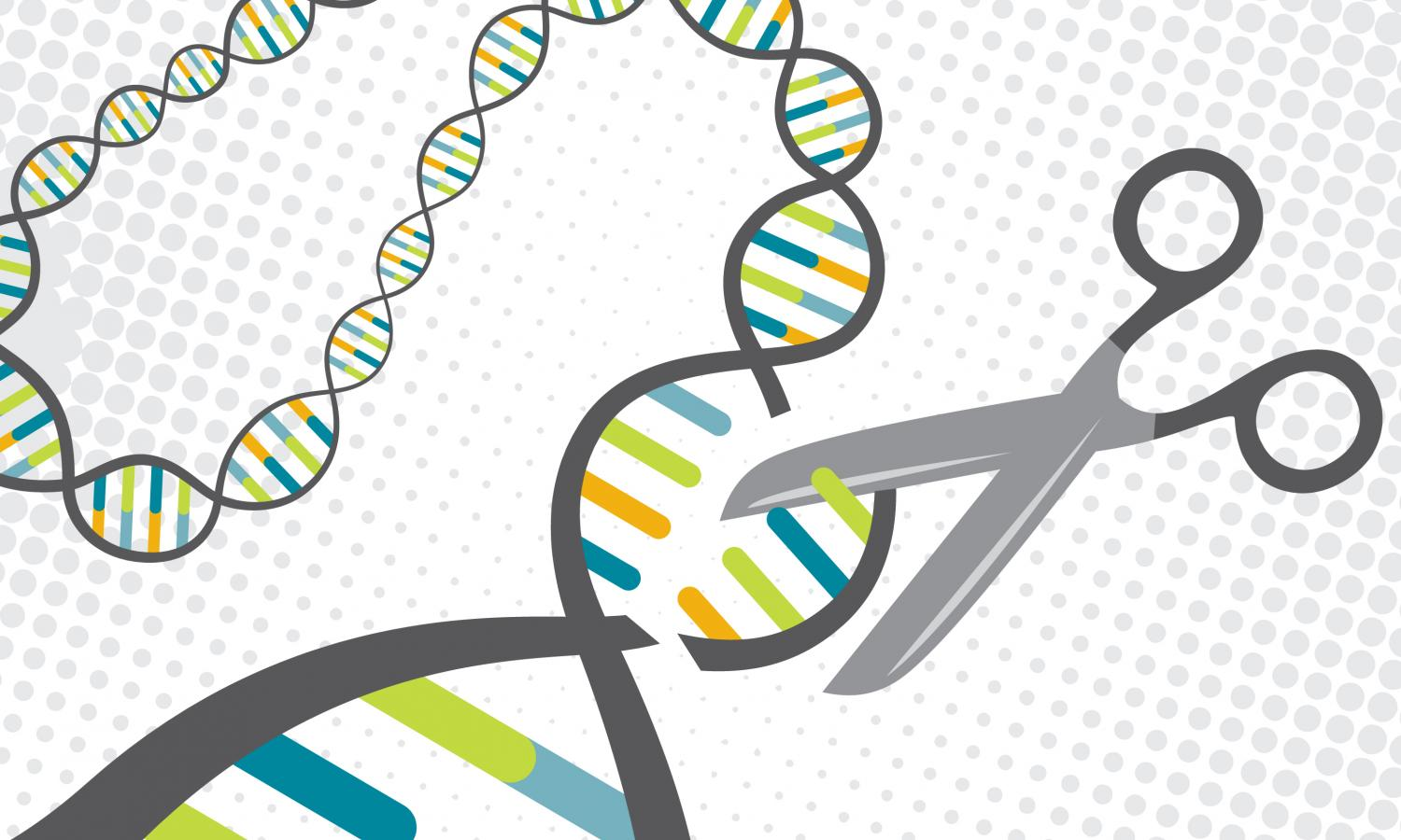 Genetic editing is a mind-blowing scientific breakthrough