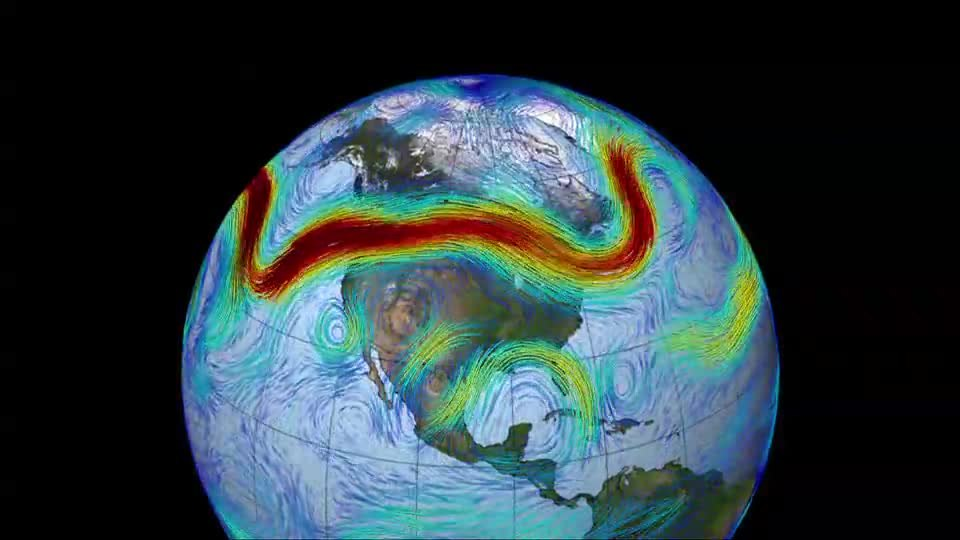 Knowledge of how the Jet Stream works is a major scientific breakthrough