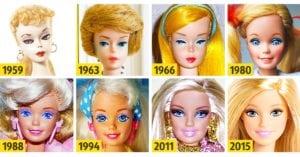 valuable toys - Barbie