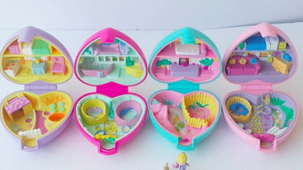 valuable toys - Polly Pocket