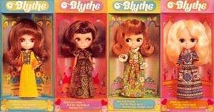 Valuable toys - Blythe Dolls