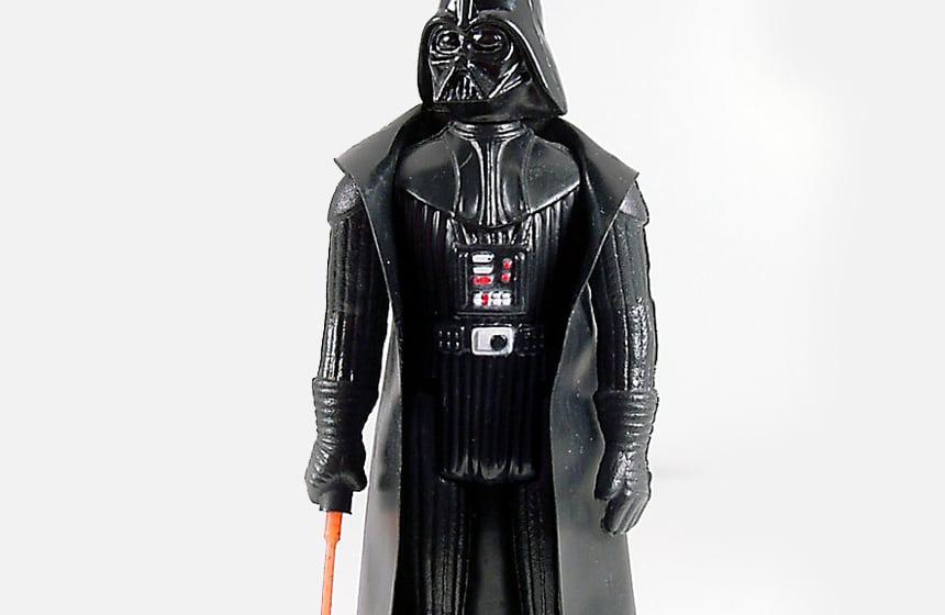 valuable-toys Double-Telescoping Darth Vader