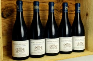 Romanee Conti is another bottle of wine in the most expensive wine category