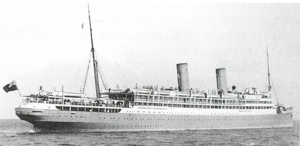 hmt royal edward