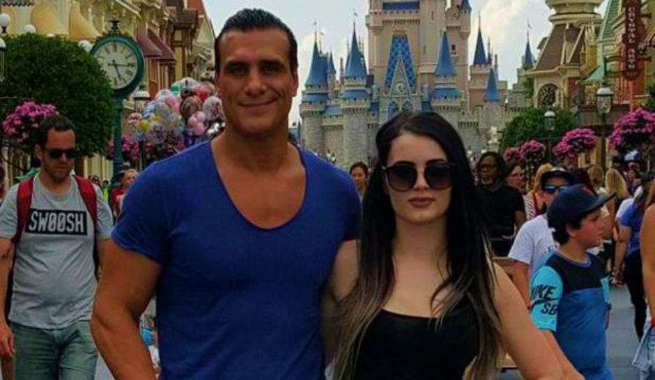 Alberto and Paige