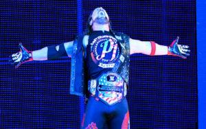 AJ Styles US Champion