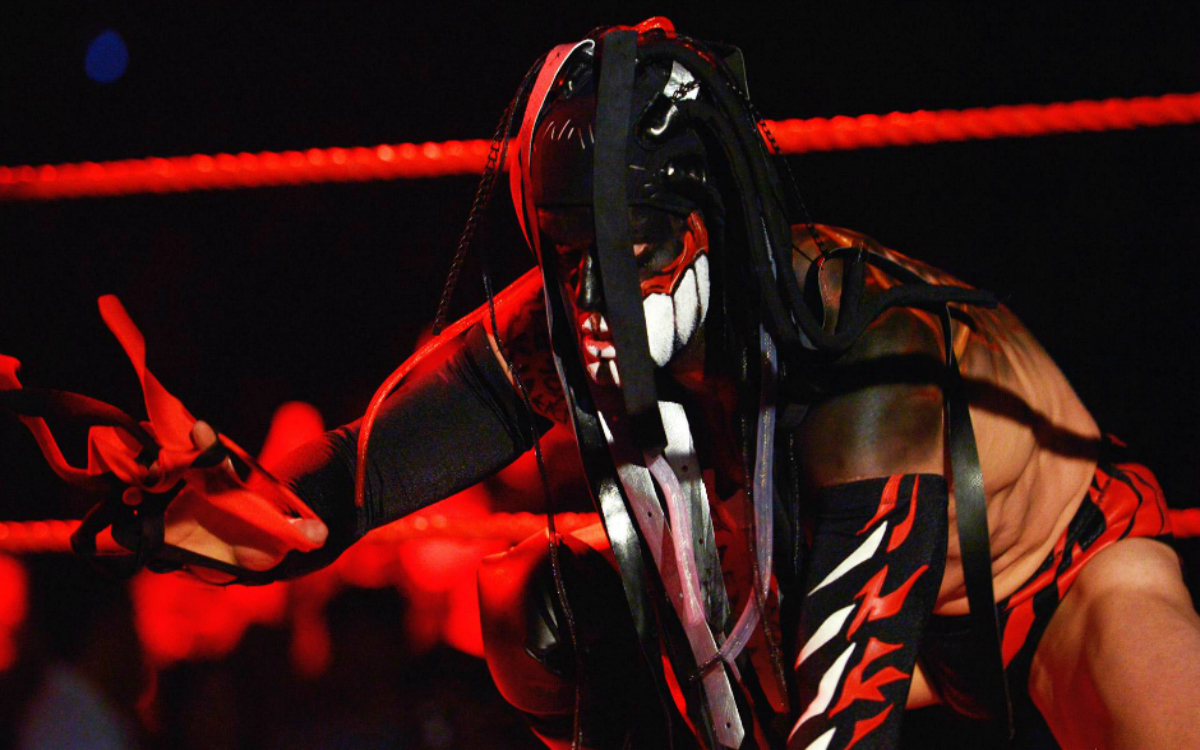Finn Balor as The Demon