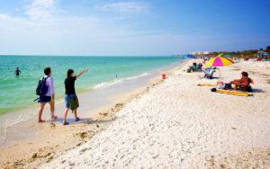 Barefoot Beach Preserve County Park, Bonita Springs, Florida