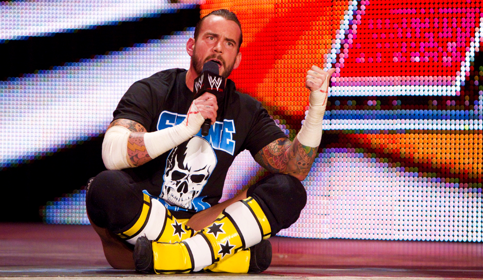 Update On Reports Of CM Punk Talking With WWE About A Return