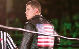 Cody in ROH