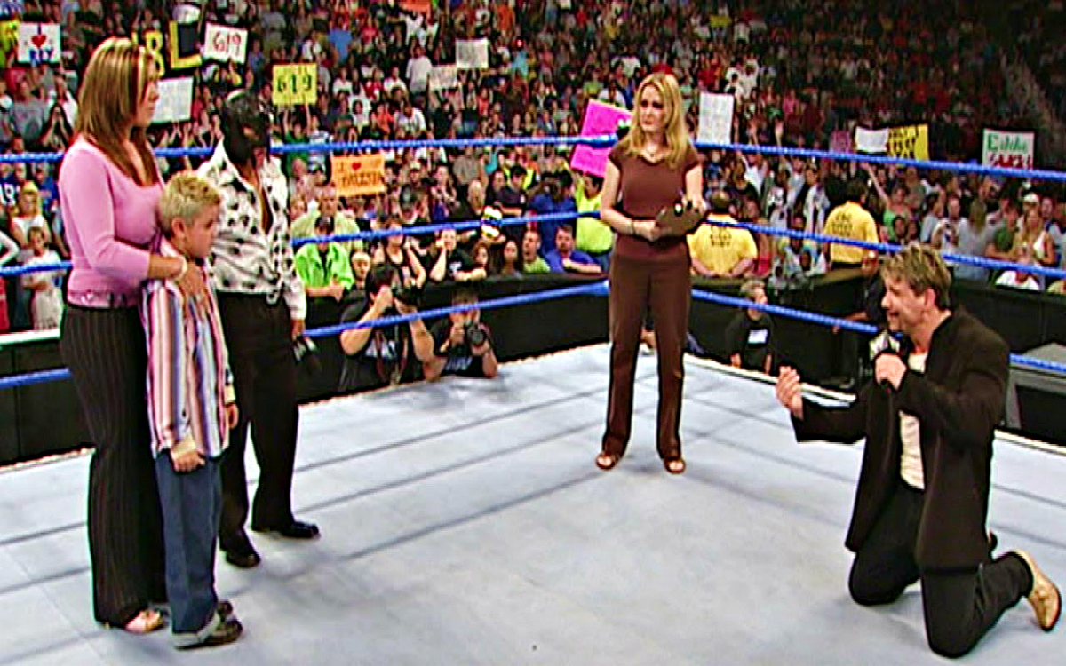 Top 5 Weirdest Family Relationship Angles In WWE History ...