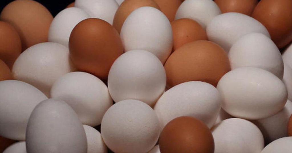Eggs - most consumed food in the world