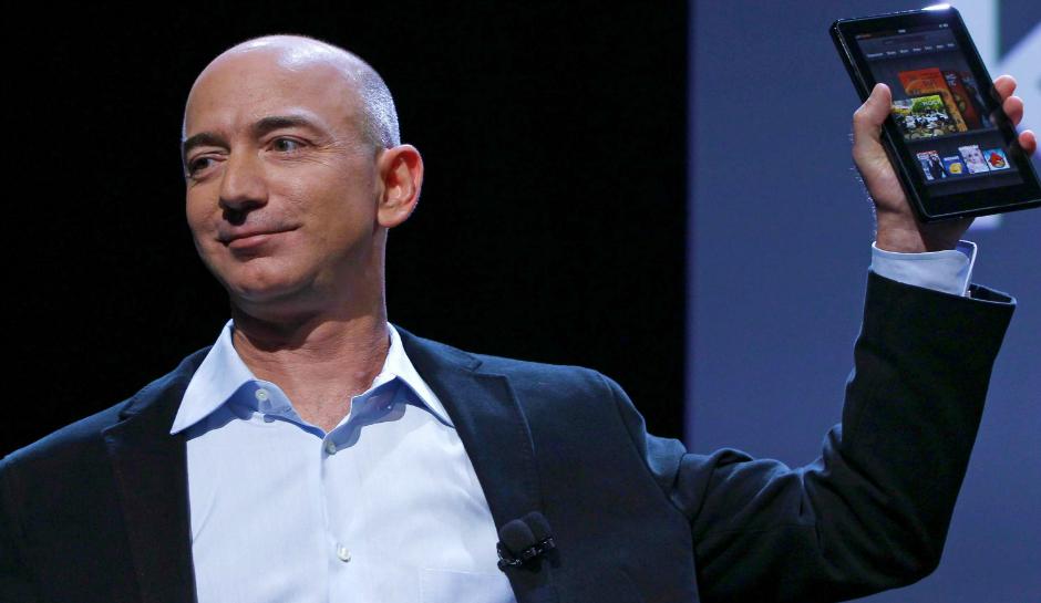 Jeff Bezos Phone