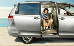 Sliding Door-Minivan
