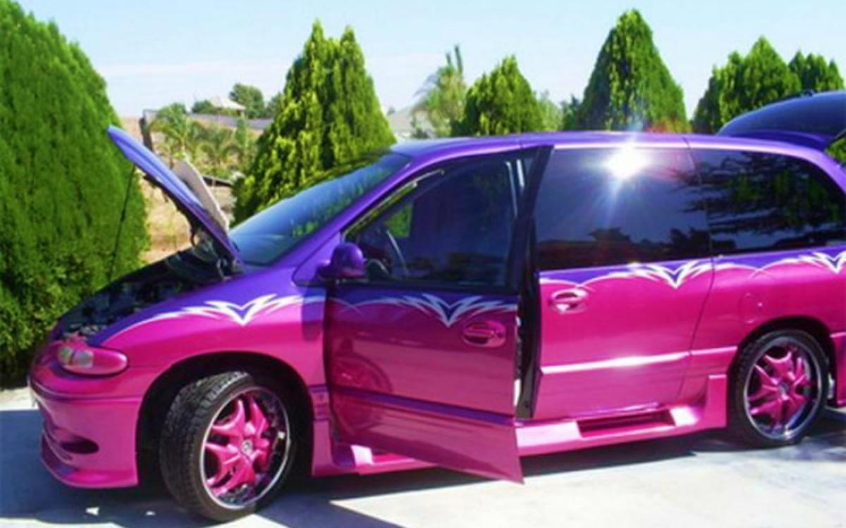 Cool Minivan