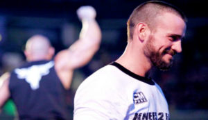 CM Punk The Rock