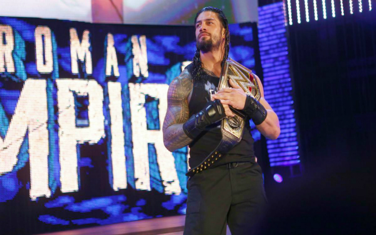 Roman Reigns on SD