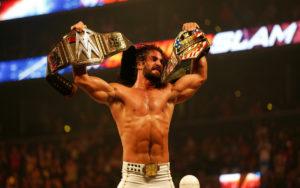 Seth Rollins SummerSlam '15