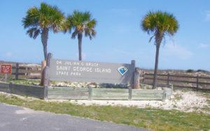 St. George Island State Park, Florida
