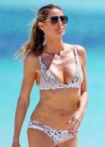 celeb bikini bod Heidi Klum