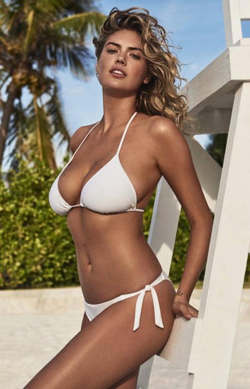 celeb bikini bod Kate Upton