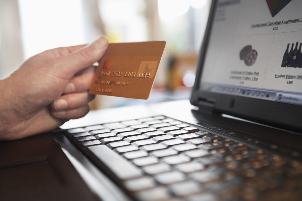 get credit card