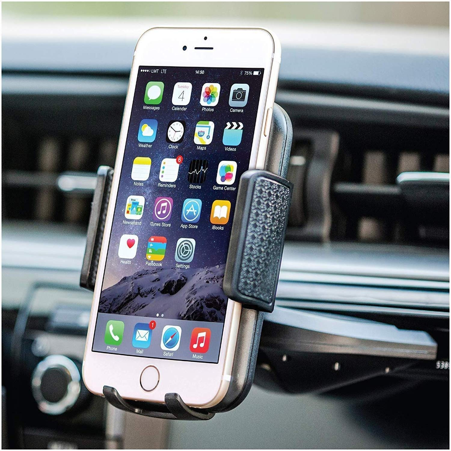 road trip essentials phone mount