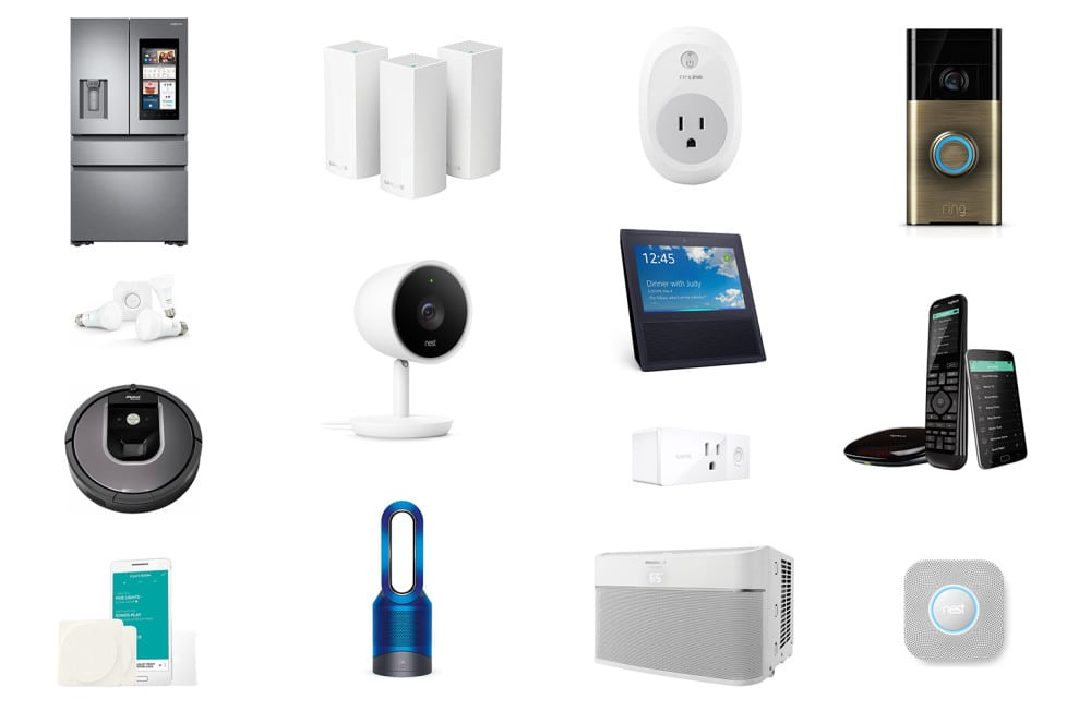 smart home tips - Smart Products