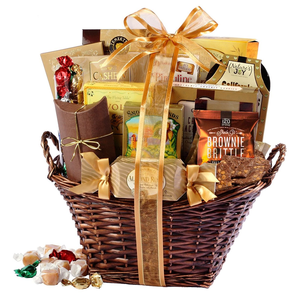 Broadway Basketeer Gift Basket