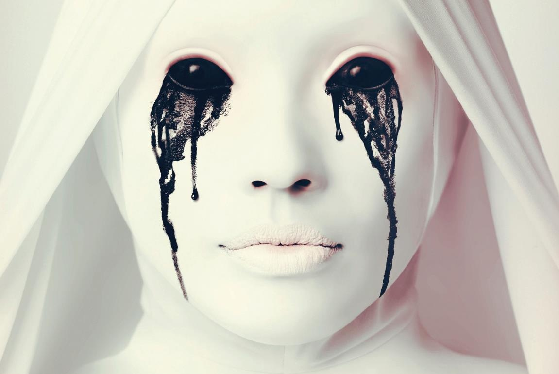 Nun With Bloody Tears AHS