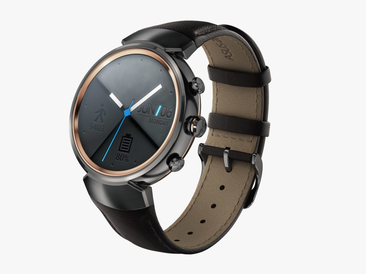 ASUS ZenWatch 3 Smart Watch