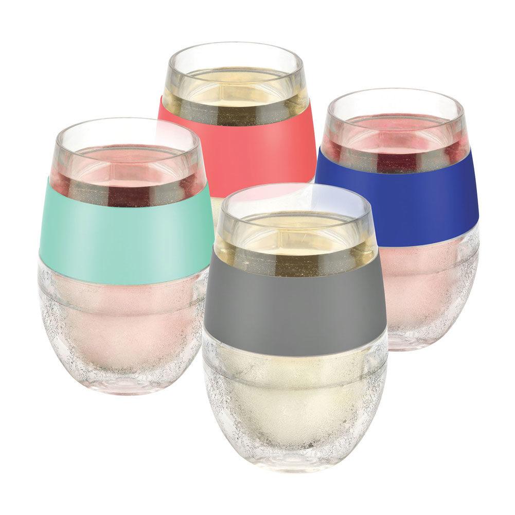 Freezable Wine Glasses