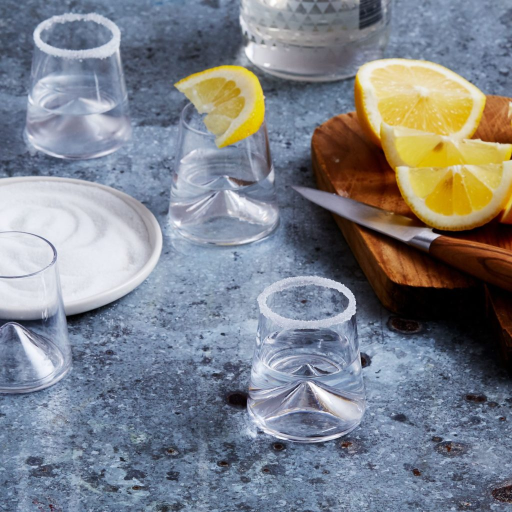 monti shot glasses (set of 4)