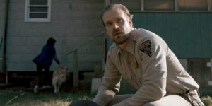 Top Stranger Things Chief Hopper Halloween Costume