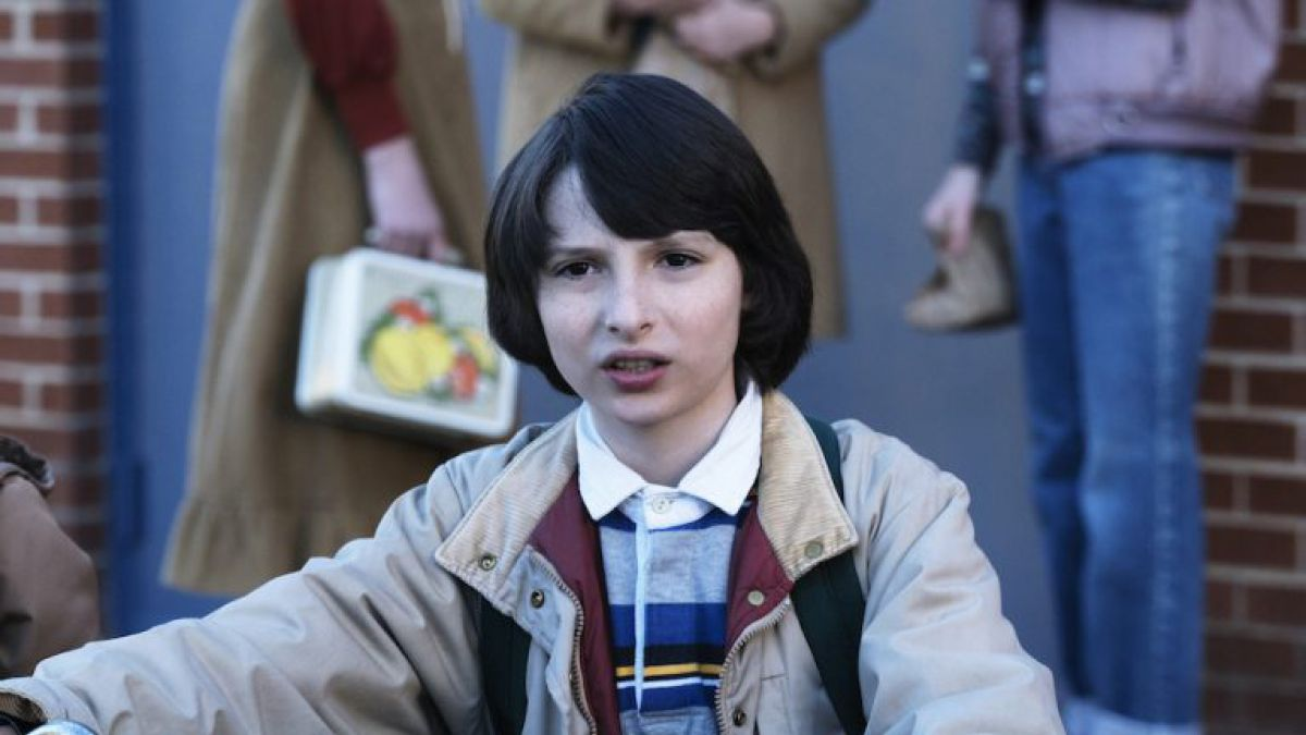 Top Stranger Things Halloween Costume Mike