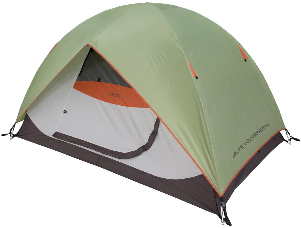 ALPS Mountaineering Meramac 2 Tent budget camping tent