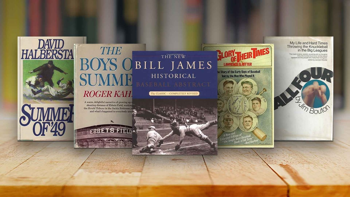Baseball Books