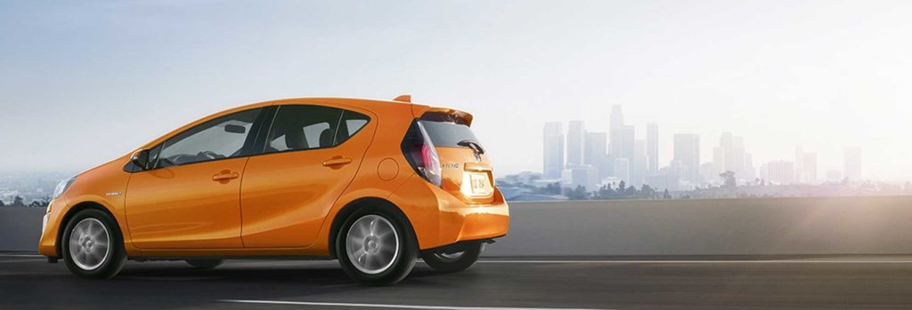 Top 5 Cars For Gas Mileage