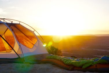 Budget Camping Tents Featured Image