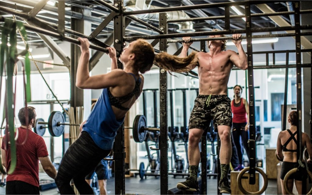 Top 5 Reasons To Join A CrossFit Gym